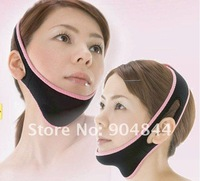 3D New face lift up belt in Pink face beauty 3D sleep face-lift device 50pcs/lot EMS Free shipping