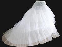 Skirt Petticoat slip gauze train petticoat