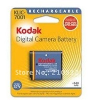 Kodak KLIC-7001 Rechargeable Lithium-Ion Battery  3.7v 840mAh FOR Easyshare M340, M341, M863, M893 IS M1063, M1073,