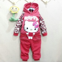 Child toggery 20pcs/lot 5 Colors Girl/Boys Sweatshirts Long Sleeve 100% Cotton Baby Hoodies, Baby attire Clothes