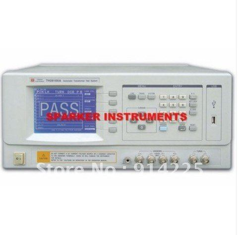 TongHui TH2818XC Automatic Transformer Tester Meter System 20 Hz to 300 kHz Test/freeshipping(China (Mainland))
