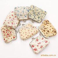 Free shipping saling wholesale small size mini classic beautiful cion wallet purse bags women 12pcs/lot