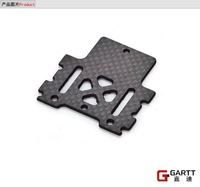 Freeshipping (2 Pieces/Lot) GARTT GT550 Carbon Fiber Electronic Parts Tray 100% fits Align Trex 550 RC Helicopter Big Sale