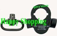 Troy full steel dual side QD sling swivel mount Black for AEG free shipping