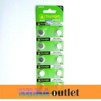 50PCS AG7 395 LR927 SR927 G7 SR927SW Cell Batteriey