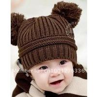 5pcs- Children/Baby Autumn Winter Knitted Hat/Cap, 501