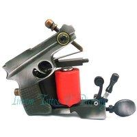 custom Iron tattoo machine tattoo gun new latest model free shipping old school TG075