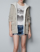 Женский пуловер Women's Super Casual Loose Style knitted Sweater, Ladies' Pullover Knitwear