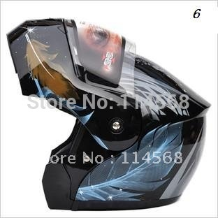 Mustang  Motorcycle helmets 920 mortgage face helmet  Winter helmet