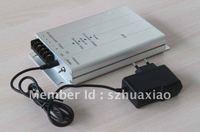 Wind brake controller, brake controller for wind on grid system, on grid controller