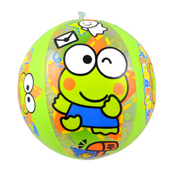 R stizostedium frog beach ball inflatable water toys inflatable toys 03793(China (Mainland))