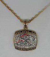 1998 Denver Broncos Super Bowl World Championship pendant, rare Top quality, super elegant FREE SHIPPING, customize