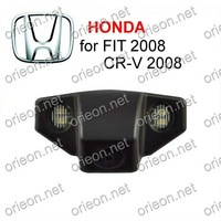 Free shipping 1pc/lot Waterproof Night Vision Special Car Camera for Honda CRV 2008/ Fit 2008/ Fit 2009 Reversing System