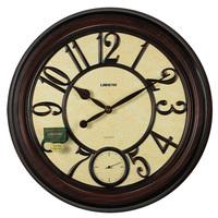 Clock 50cm Large vintage fashion wall clock classical american living room decoration quartz clock and watch