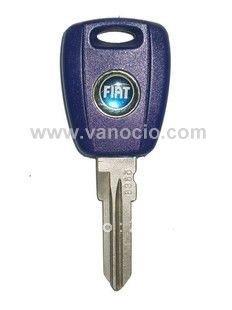 Fiat ID 48 transponder chip key high quality