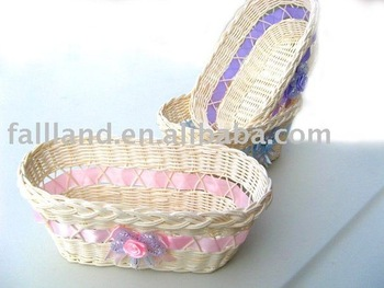 HOLIDAY BASKET WHOLESALE CRACKER BASKET WHOLESALE