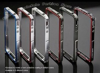 Best Selling Blade CNC Aluminum bumper for iphone 5 5G,Metal Case for iphone 5 5G, Free shipping