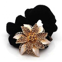 G004 butterfly headband accessories hair accessory hair accessory hair maker crystal rhinestone headband