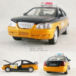 Beijing hyundai taxi hyundai alloy car model acoustooptical
