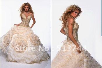 Charming attractive    Wedding Dresses