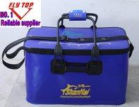 Best quality   50*30*30cm fishing bucket  ,water bucket , fishing box , foldable bucket