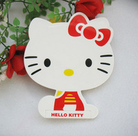 Hello kitty makeup mirror desktop full-body princess querysystem folding portable Large