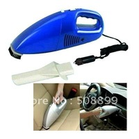 Freeshipping car cleaner random color dc-12v, plug into the car cigarette lighter socket +Dropshipping