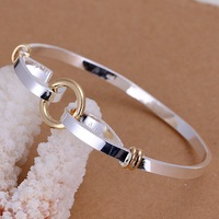 Promotion.Free Shipping 925 Sterling Silver Jewelry.Wholesale Beautiful Fashion Bracelet B083