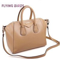 2012 women's handbag brief cowhide handbag genuine leather messenger bag women's dual-use women's handbag  hK5634