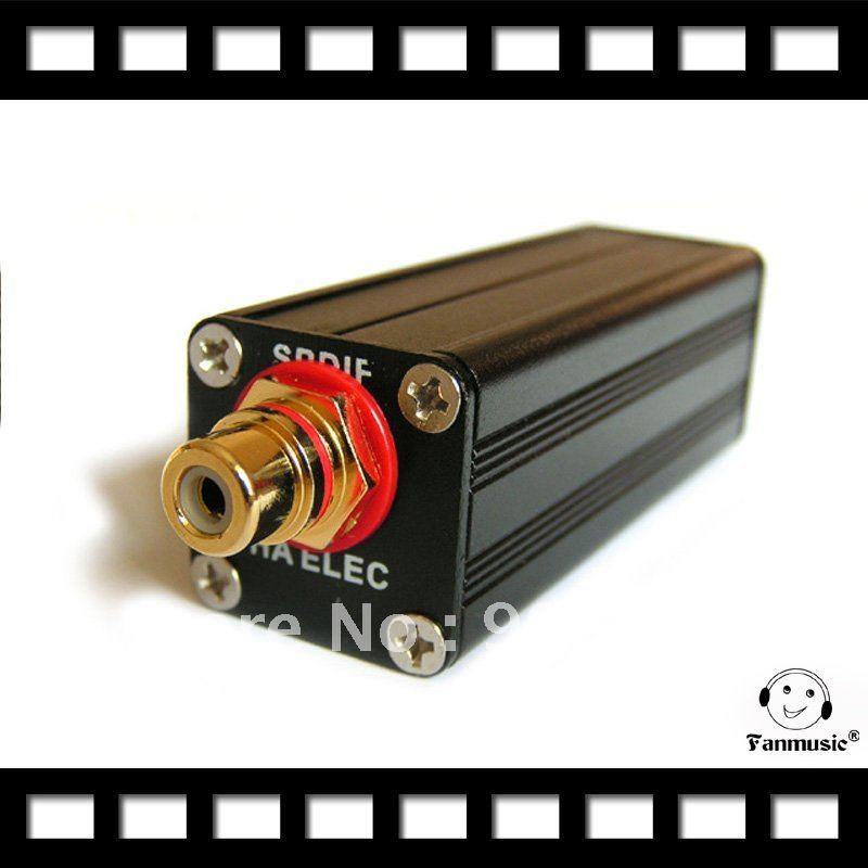 Free shipping HA INFO NG COAX USB turn coaxial USB coaxial PCM2902 converter(China (Mainland))