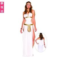 Queen costume halloween clothes evening dress Latin dance full dress