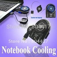 Wholesale Notebook Laptop Mini Vacuum USB Case Cooler Cooling Fan