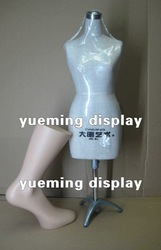 Half Size Dress Form 1/2 dress form Mannequin 1:2 clothing draping mannequin pinable cloth models Pinnable dress form(China (Mainland))