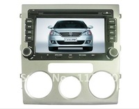 Intelligent Car DVD Player for VW-Lavida 2011 (low equipment) Navigation System  with GPS, Bluetooth, IPOD