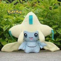"Pokemon Plush Toy Jirachi 8"" Cute Nintendo Game Toy Stuffed Animal Doll"