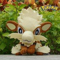 "Pokemon Plush Toy Arcanine 6"" Cute Nintendo Game Toy Soft Stuffed Animal Doll"