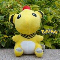 "Ampharos 7"" Pokemon Plush Toy Ampharos 7"" Nintendo Game Toy Stuffed Animal Doll"