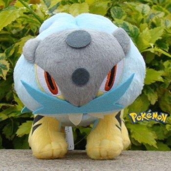 "Nintendo Pokemon Plush Toy Raikou 6.5"" Cute Soft Stuffed Animal Doll Kid Gift"