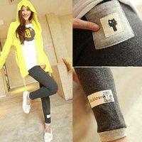 Free shipping 2012 New arrivals fashion Cat Cotton Women's Leggings #C0061