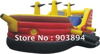 Best-Sale Inflatable Pirate Ship Bouncer With Free CE/UL Blower