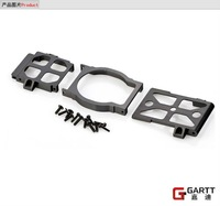 Freeshipping  GARTT GT500 metal seperated base plate 100% fits Align Trex 500 RC Helicopter  Big Sale