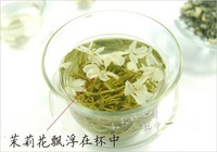 Promotion! Organic  Jasmine Flower Tea, Green Tea 100g +Secret Gift+Free shipping