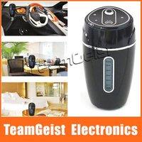 10pcs/lot Dual use Mini USB Car Ultrasonic Humidifier Atomizer for car moist air home office air purifier EMS Free Shipping