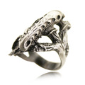 Alien vs Predator AVP Hibernation Alien Rings Men's Jewelry
