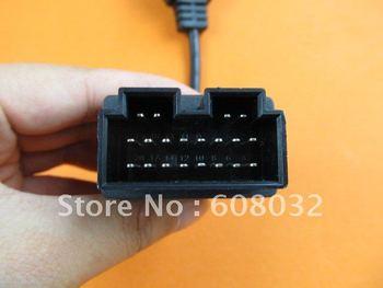 KIA 20 pin OBD 2 OBD2 Diagnostic adapter lead cable Diagnostic adapter cable