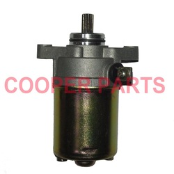 GY6 50cc Starter motor,Fit for Gas Scooter with 139QMB engine(China (Mainland))