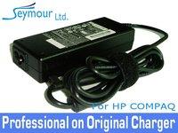 Original 90W LAPTOP CHARGER FOR HP PAVILION G5000 DV4 DV5 DV6 DV7 19V 4.74A for COMPAQ Adapter DHL EMS FREE SHIPPING