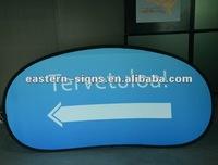 200x100cm Advertising A Frame Banner