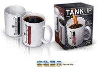 DHL Free Shipping Wholesale Fill Er TANK Up Coffee Mug Creative Cup