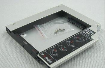 hard disk HDD caddy   for lenovo 150L/E42G/E280L/E290/E390/N220   IDE to SATA hard drive bracket